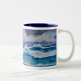 Stormy Sea  Mug