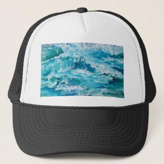 STORMY SEA TRUCKER HAT