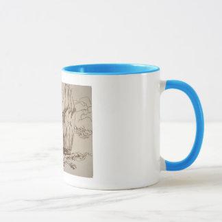 Stormy Seas 11oz. Ringer Mug