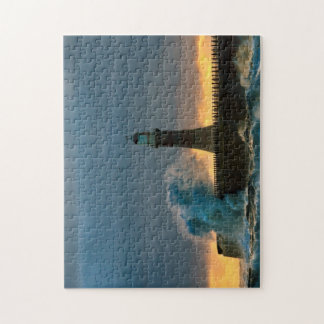 Stormy Seas at Roker Jigsaw Puzzle