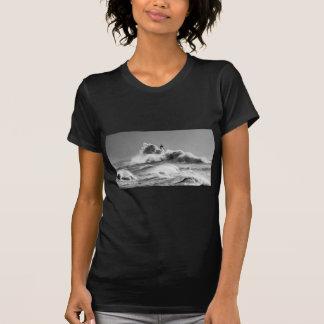 Stormy Seas at Seaham T-shirts