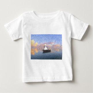 stormy seas baby T-Shirt