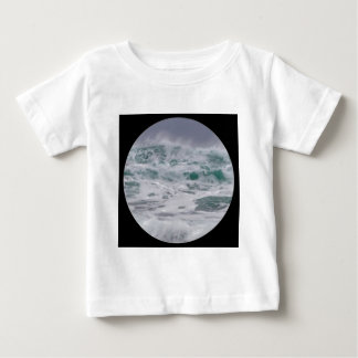 """Stormy Seas"" Baby T-Shirt"