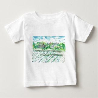 Stormy Seas - Hurricane Earl Baby T-Shirt