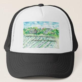 Stormy Seas - Hurricane Earl Trucker Hat