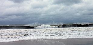Stormy Seas of the Atlantic Ocean Bathroom Set