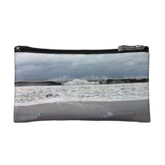 Stormy Seas of the Atlantic Ocean Cosmetic Bag