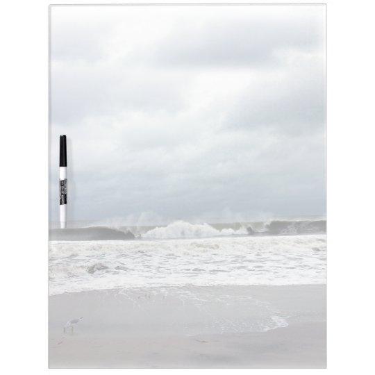 Stormy Seas of the Atlantic Ocean Dry-Erase Board