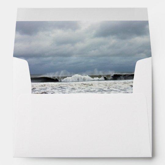 Stormy Seas of the Atlantic Ocean Envelope