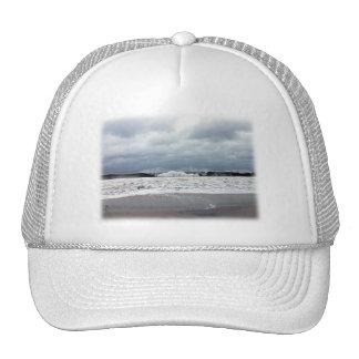 Stormy Seas of the Atlantic Ocean Trucker Hat