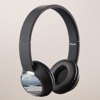 Stormy Seas of the Atlantic Ocean Headphones