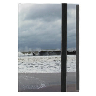 Stormy Seas of the Atlantic Ocean iPad Mini Cover