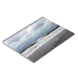 Stormy Seas of the Atlantic Ocean Note Book