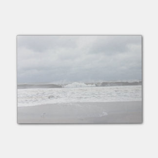 Stormy Seas of the Atlantic Ocean Post-it Notes