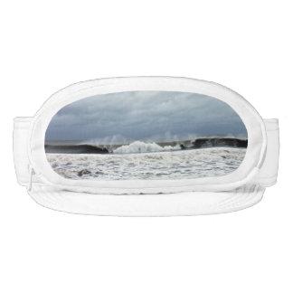 Stormy Seas of the Atlantic Ocean Visor