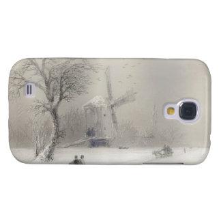 Stormy Seas off a Rocky Coast  Ivan Aivazovsky sea Galaxy S4 Covers