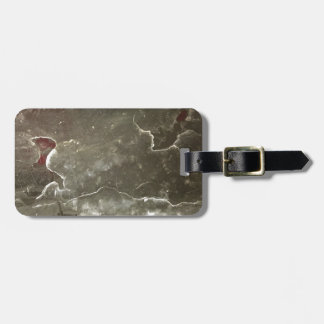 Stormy Seas Professional and Academic Design Bag Tag