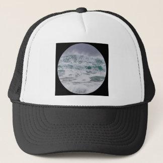 """""""Stormy Seas"""" Trucker Hat"""