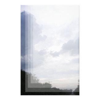 Stormy Skies: Kansas Stationery