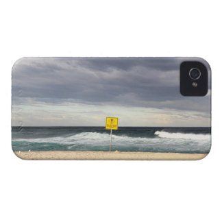 Stormy skies over Bronte Beach iPhone 4 Covers
