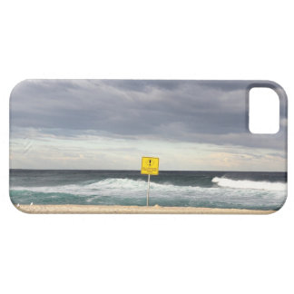Stormy skies over Bronte Beach iPhone 5 Case