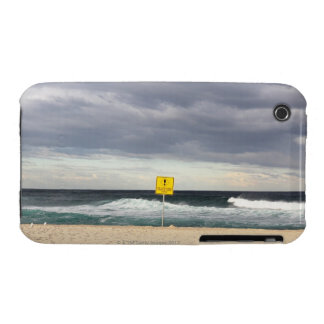 Stormy skies over Bronte Beach Case-Mate iPhone 3 Cases