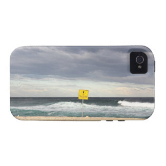 Stormy skies over Bronte Beach Case-Mate iPhone 4 Covers