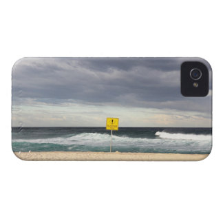 Stormy skies over Bronte Beach iPhone 4 Case