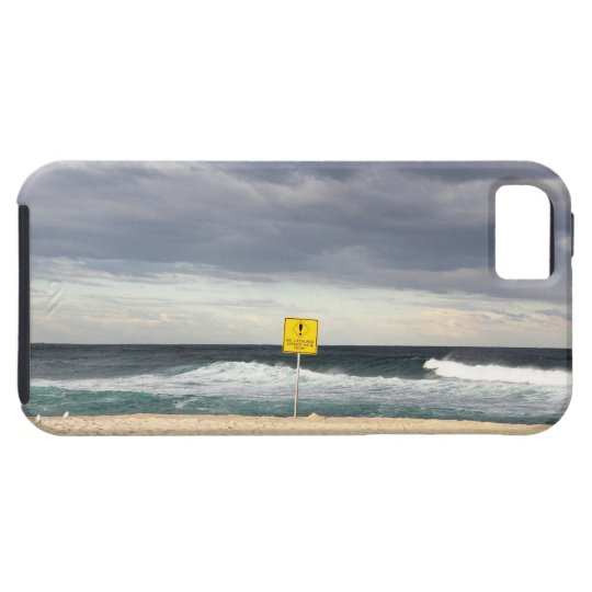 Stormy skies over Bronte Beach iPhone SE/5/5s Case