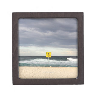 Stormy skies over Bronte Beach Premium Gift Boxes