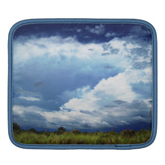 Stormy Skies Sleeve For iPads
