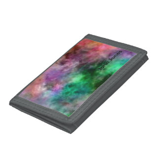 Stormy Skies Tri-fold Wallet