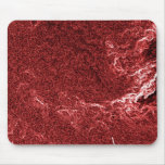Stormy sky in red mouse pad