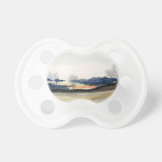 Stormy Sky Pacifier