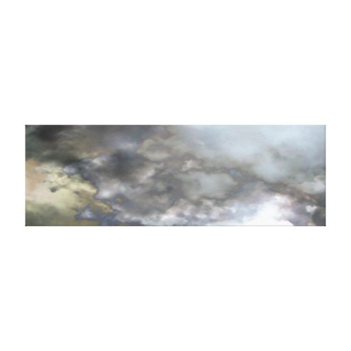 Stormy Sky Stretched Canvas Prints