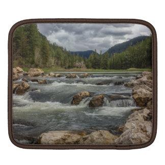 Stormy Spearfish Creek iPad Sleeves
