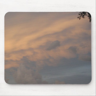 Stormy Sunset Mouse Pad