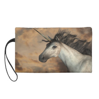 Stormy Unicorn Wristlet Purses