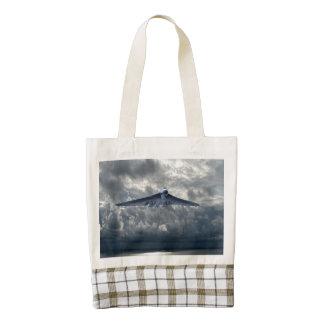 Stormy Vulcan Zazzle HEART Tote Bag