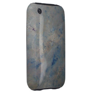 Stormy Waters Tough iPhone 3 Cover