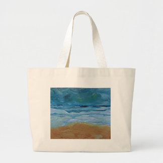 Stormy Waves  CricketDiane Ocean Art Canvas Bags