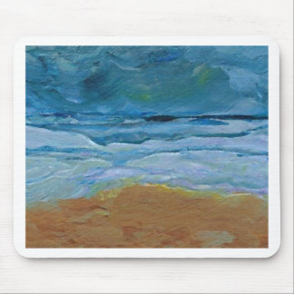 Stormy Waves  CricketDiane Ocean Art Mouse Pad