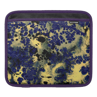STORMY WEATHER (an abstract art design) ~ iPad Sleeves