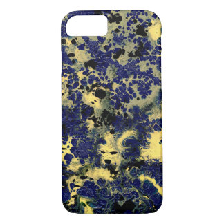 STORMY WEATHER (an abstract art design) ~ iPhone 7 Case