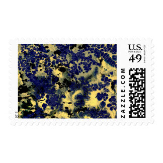STORMY WEATHER (an abstract art design) ~.jpg Postage