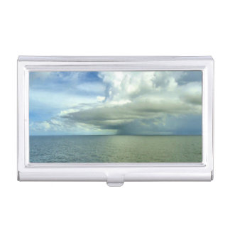 Stormy Weather Business Card Case