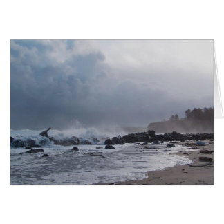 Stormy Weather Card