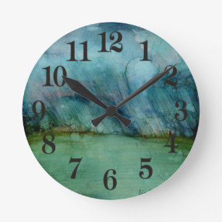 Stormy Weather Clock