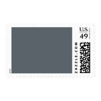 Stormy Weather Fall Pantone Color 2015 Postage