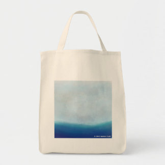 Stormy Weather Grocery Tote Bag
